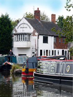 Canal - Brewood : Village Times